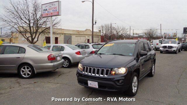 2015 Jeep Compass for sale at RVA MOTORS in Richmond VA