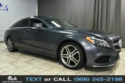 2016 Mercedes-Benz CLS for sale at AUTO HOLDING in Hillside NJ