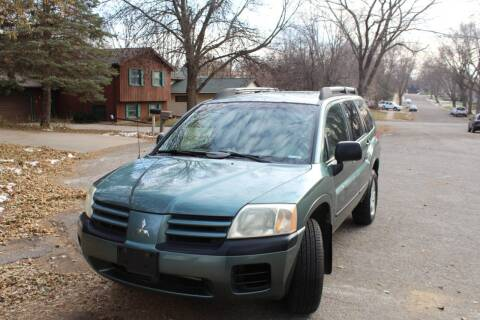 2004 Mitsubishi Endeavor for sale at Rochester Auto Mall in Rochester MN