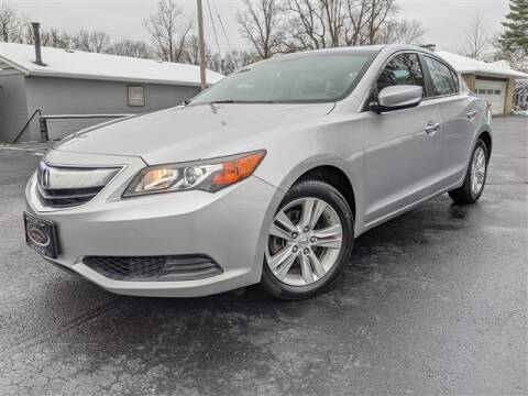 2013 Acura ILX for sale at GAHANNA AUTO SALES in Gahanna OH
