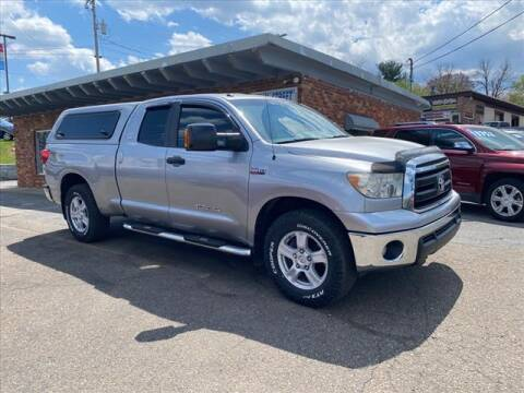 2010 Toyota Tundra for sale at PARKWAY AUTO SALES OF BRISTOL - Roan Street Motors in Johnson City TN