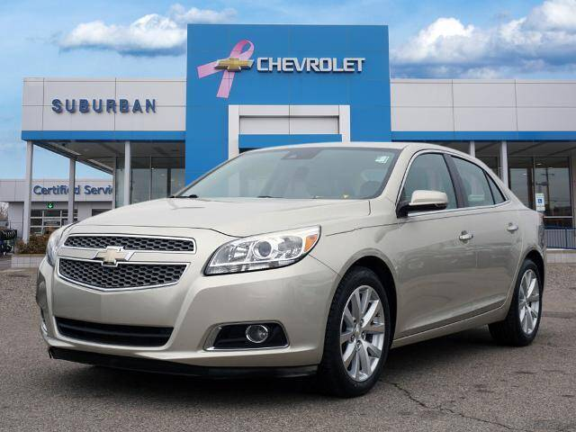 2013 Chevrolet Malibu for sale at Suburban Chevrolet of Ann Arbor in Ann Arbor MI
