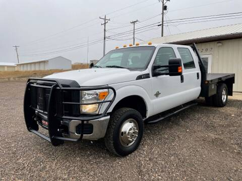 2012 Ford F-350 Super Duty for sale at Northern Car Brokers in Belle Fourche SD