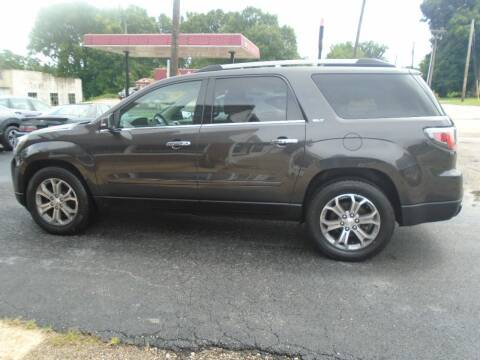 2014 GMC Acadia for sale at Nelson Auto Sales in Toulon IL