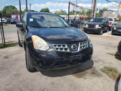 2011 Nissan Rogue for sale at C.J. AUTO SALES llc. in San Antonio TX