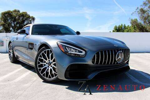 2020 Mercedes-Benz AMG GT for sale at Zen Auto Sales in Sacramento CA