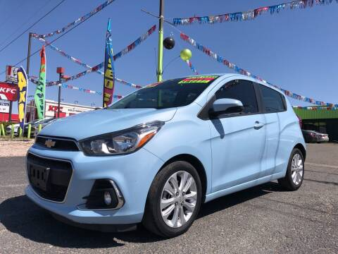2016 Chevrolet Spark for sale at 1st Quality Motors LLC in Gallup NM