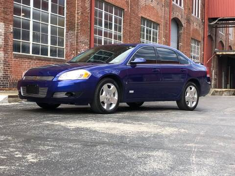 2007 Chevrolet Impala for sale at Michael Thomas Motor Co in Saint Charles MO
