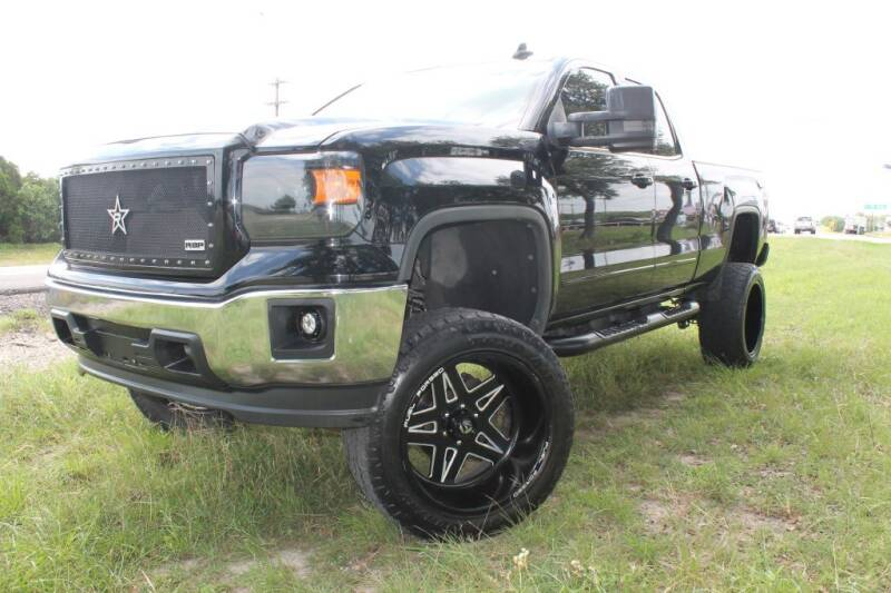2015 GMC Sierra 1500 for sale at Elite Car Care & Sales in Spicewood TX