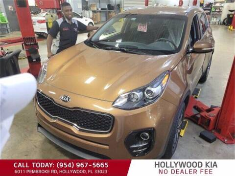 2019 Kia Sportage for sale at JumboAutoGroup.com in Hollywood FL
