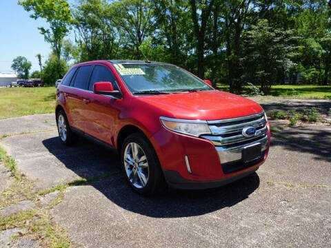 2011 Ford Edge for sale at BLUE RIBBON MOTORS in Baton Rouge LA
