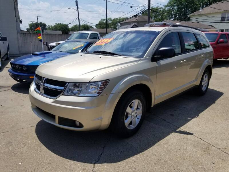 2010 Dodge Journey for sale in Madison Heights, MI