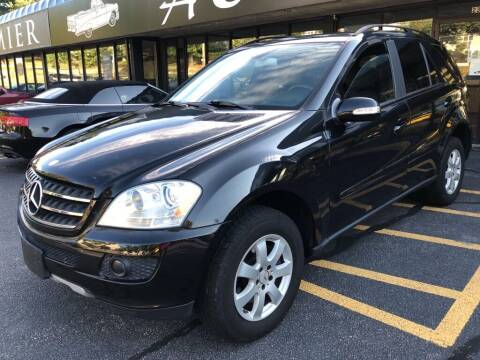 2007 Mercedes-Benz M-Class for sale at Premier Automart in Milford MA