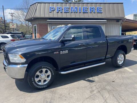 2015 RAM Ram Pickup 2500 for sale at Premiere Auto Sales in Washington PA