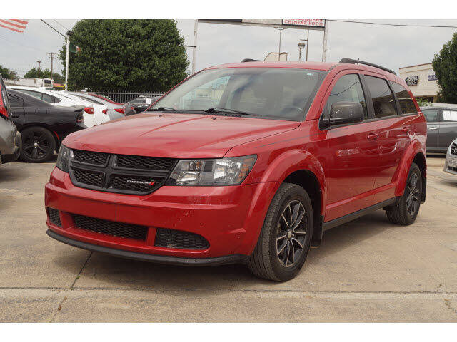 2017 Dodge Journey for sale at Watson Auto Group in Fort Worth TX