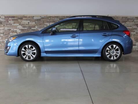 2015 Subaru Impreza for sale at Bud & Doug Walters Auto Sales in Kalamazoo MI