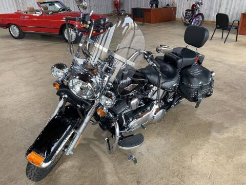 2014 Harley Davidson Heritage Softail Classic for sale at Premier Auto Source INC in Terre Haute IN