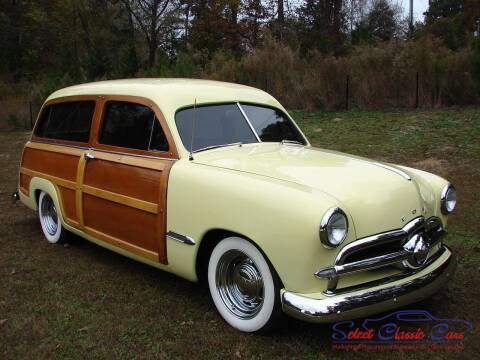 1949 Ford Woody for sale at SelectClassicCars.com in Hiram GA