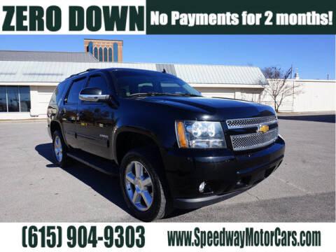 2013 Chevrolet Tahoe for sale at Speedway Motors in Murfreesboro TN