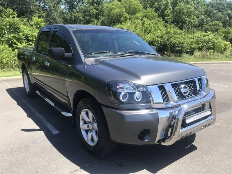 2008 Nissan Titan for sale at J & D Auto Sales in Dalton GA