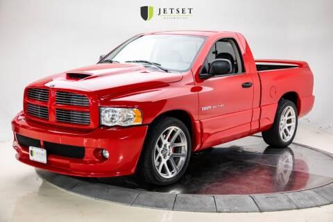 2004 Dodge Ram Pickup 1500 SRT-10 for sale at Jetset Automotive in Cedar Rapids IA