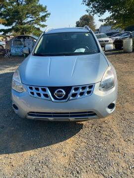 2012 Nissan Rogue for sale at Richards's Auto Sales & Salvage in Denton NC