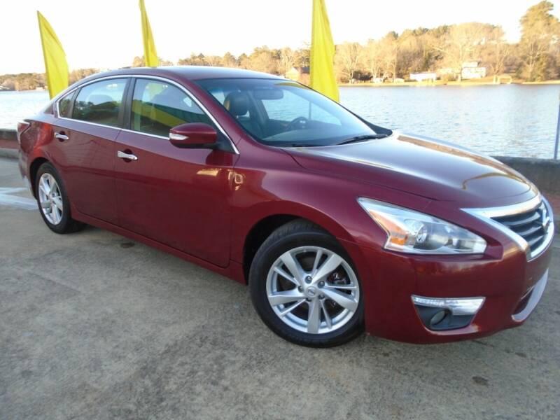 2013 Nissan Altima for sale at Lake Carroll Auto Sales in Carrollton GA