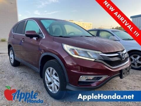 2016 Honda CR-V for sale at APPLE HONDA in Riverhead NY