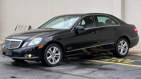 2010 Mercedes-Benz E-Class for sale at Carland Auto Sales INC. in Portsmouth VA