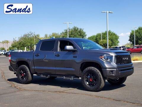 2020 Toyota Tundra for sale at Sands Chevrolet in Surprise AZ