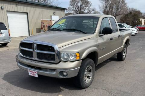 2003 Dodge Ram Pickup 1500 for sale at QS Auto Sales in Sioux Falls SD