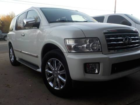 2010 Infiniti QX56 for sale at Empire Auto Remarketing in Shawnee OK