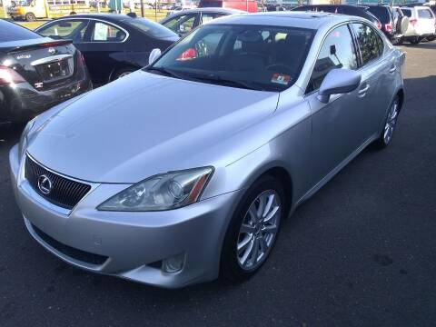 2007 Lexus IS 250 for sale at Wilson Investments LLC in Ewing NJ