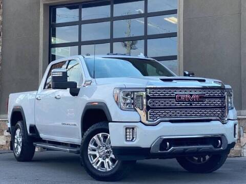 2020 GMC Sierra 3500HD for sale at Unlimited Auto Sales in Salt Lake City UT