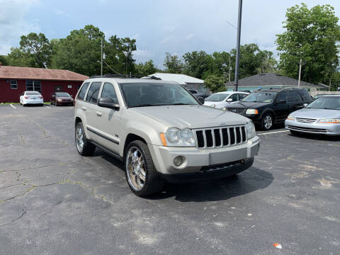 2007 Jeep Grand Cherokee for sale at Sam's Motor Group in Jacksonville FL