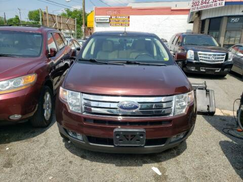 2009 Ford Edge for sale at Jimmys Auto INC in Washington DC