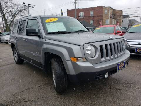2017 Jeep Patriot for sale at AutoBank in Chicago IL