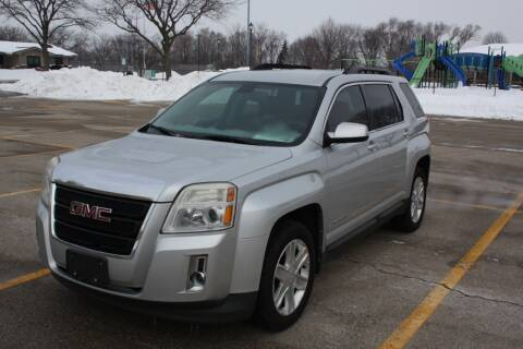 2011 GMC Terrain for sale at A-Auto Luxury Motorsports in Milwaukee WI