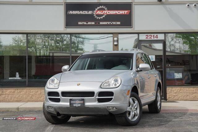 2006 Porsche Cayenne for sale in Mecerville, NJ
