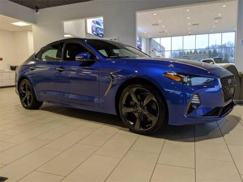 2020 Genesis G70 for sale at CU Carfinders in Norcross GA