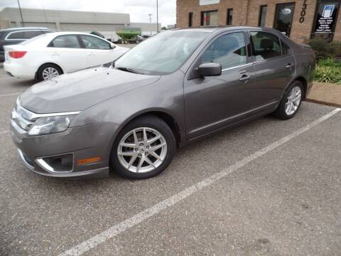 2012 Ford Fusion for sale at Flywheel Motors, llc. in Olive Branch MS
