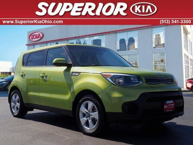 2018 Kia Soul for sale in Cincinnati, OH