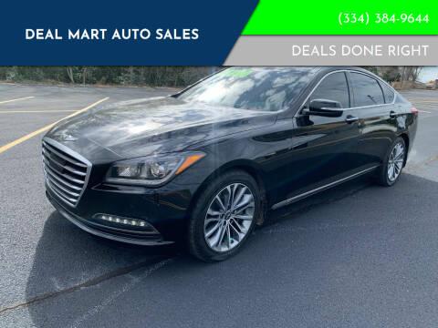 2017 Genesis G80 for sale at Deal Mart Auto Sales in Phenix City AL
