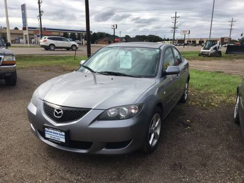 2006 Mazda MAZDA3 for sale at BARNES AUTO SALES in Mandan ND