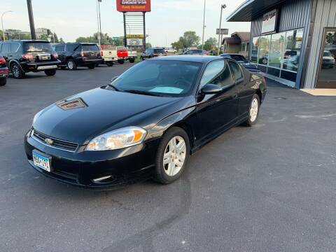 2007 Chevrolet Monte Carlo for sale at Welcome Motor Co in Fairmont MN