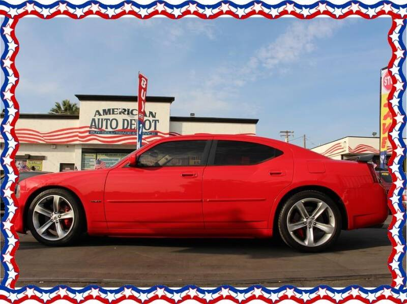 2007 Dodge Charger for sale at American Auto Depot in Modesto CA