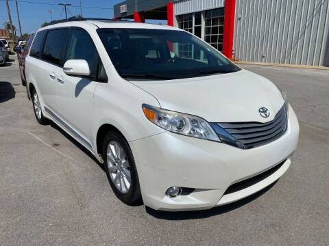 2014 Toyota Sienna for sale at Auto Solutions in Warr Acres OK