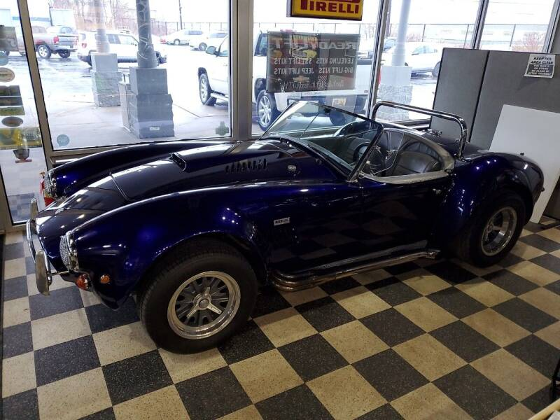 1983 Shelby Cobra for sale at Motor City Direct Auto Sales & Service in Pontiac MI