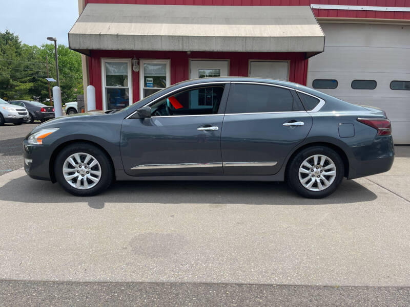 2013 Nissan Altima for sale at JWP Auto Sales,LLC in Maple Shade NJ