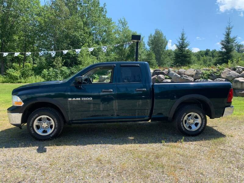 2011 RAM Ram Pickup 1500 for sale at Hart's Classics Inc in Oxford ME